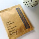 エルサルバドルコーヒーのドリップパック