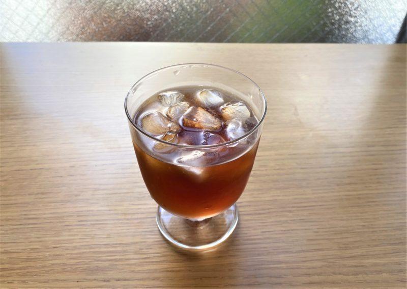 フレンチプレスを使用したアイスコーヒーのレシピ。