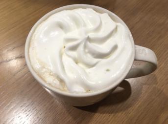 スターバックスのウィンナーコーヒー