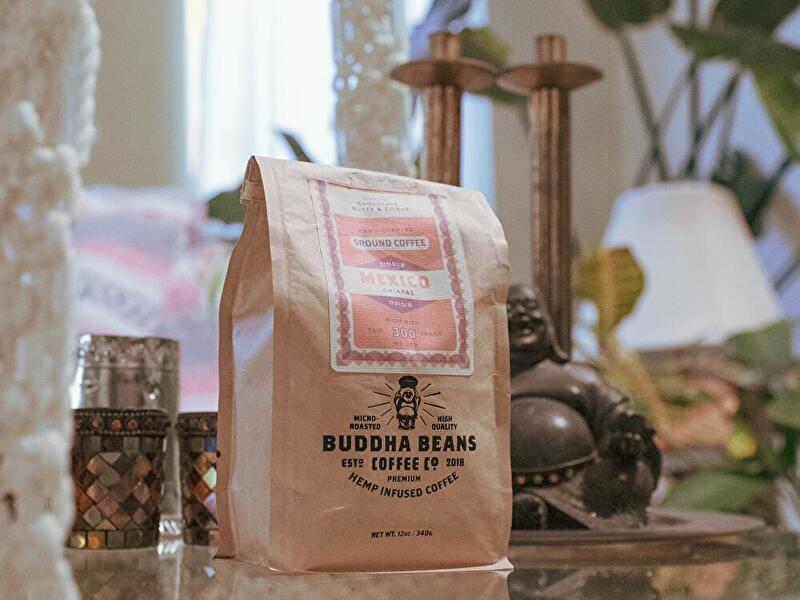 テイクアウトのコーヒー豆