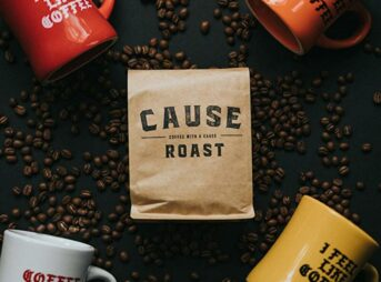 コーヒー豆 袋入り
